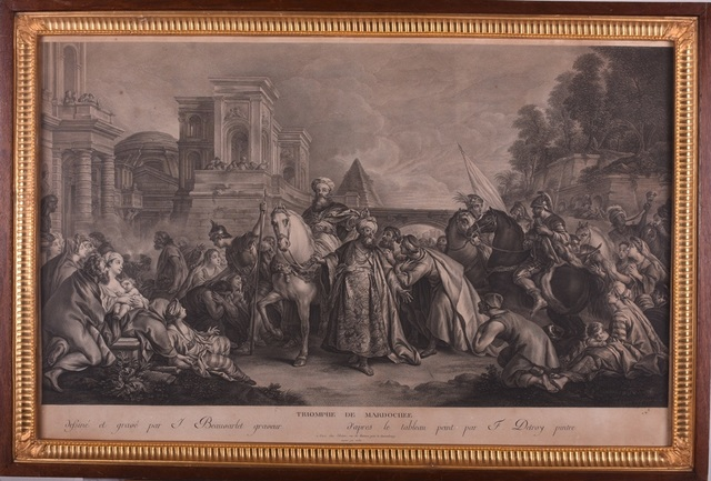 Triomf van Mordechaï