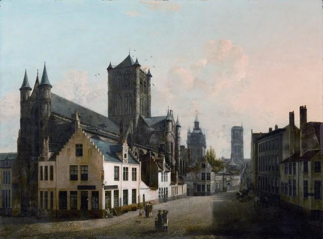 De Sint-Niklaaskerk te Gent