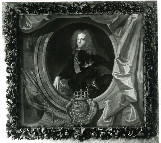 Portret van Filips V van Spanje