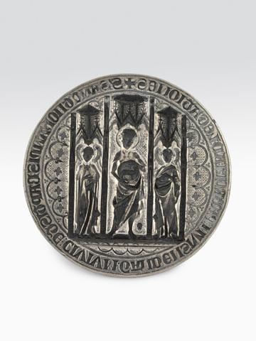 zegelmatrijs, grootzegel van Gentse schepenen