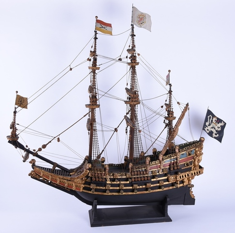 Model van 'De Maegt van Ghendt'