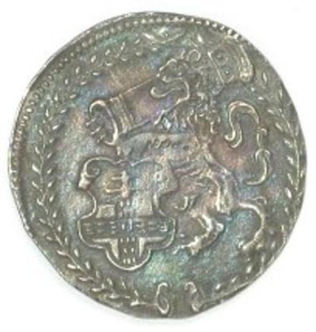 Zitpenning van de magistraat van Ieper onder Filips IV, (1633 ?)