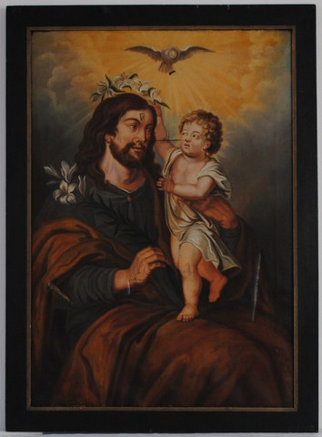 Jozef en Jezuskind