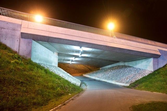 Gent - uit de reeks Citybooks - brug met onderdoorgang -