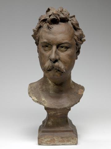 Portret van Hermann Van Duyse