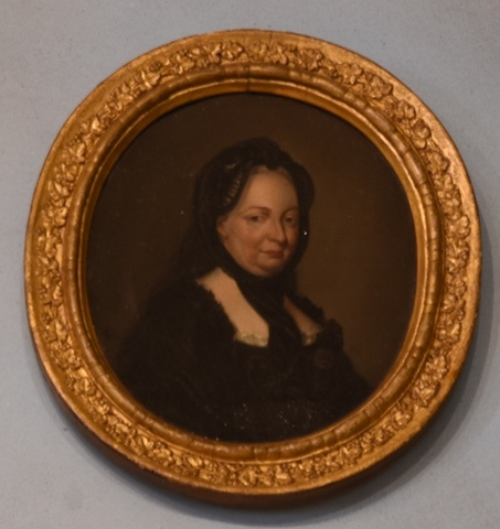 Busteportret van Keizerin Maria-Theresia