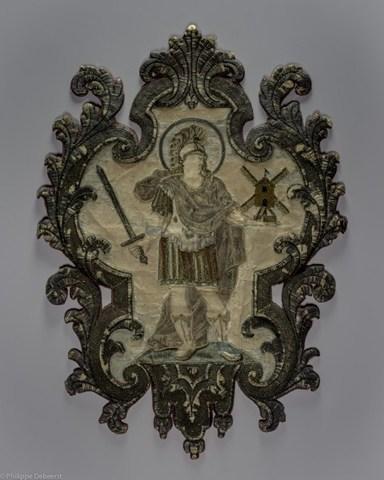 Wapenschild van het ambacht van de Gentse molenaars