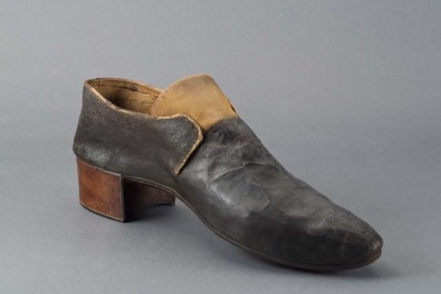 Schoen van de nering van schoenmakers