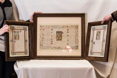 321 objecten geïnventariseerd in kerk Knesselare!