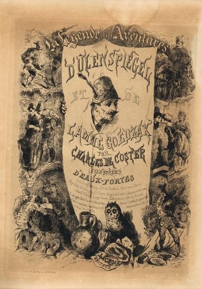 150 jaar Legende : Uilenspiegel eeuwig jong
