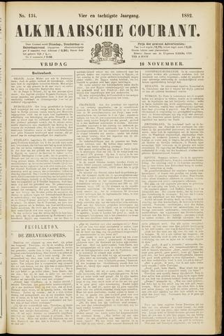 Alkmaarsche Courant 1882-11-10