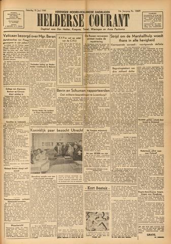Heldersche Courant 1949-06-18