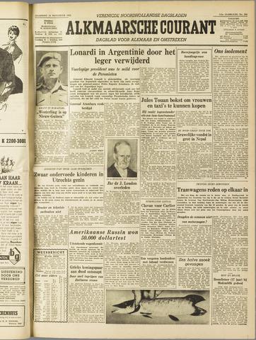 Alkmaarsche Courant 1955-11-14