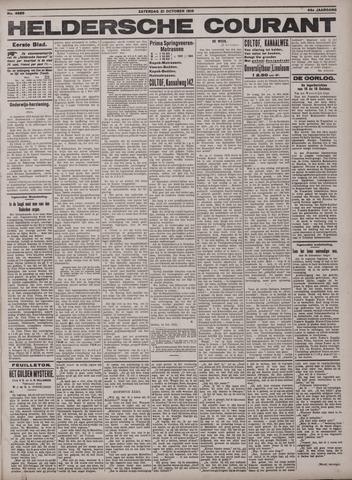 Heldersche Courant 1916-10-21