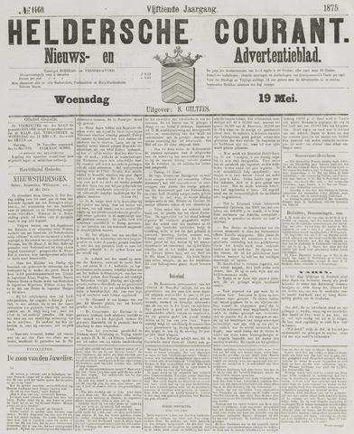 Heldersche Courant 1875-05-19