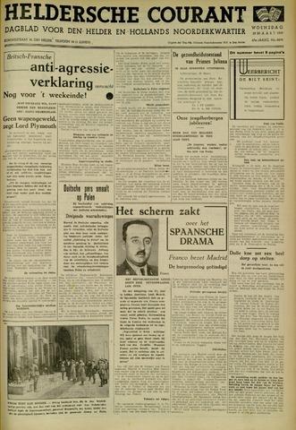 Heldersche Courant 1939-03-29