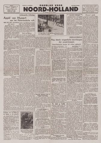 Dagblad Noord-Holland, Schager editie 1943-08-17