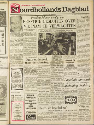 Noordhollands Dagblad : dagblad voor Alkmaar en omgeving 1965-07-14