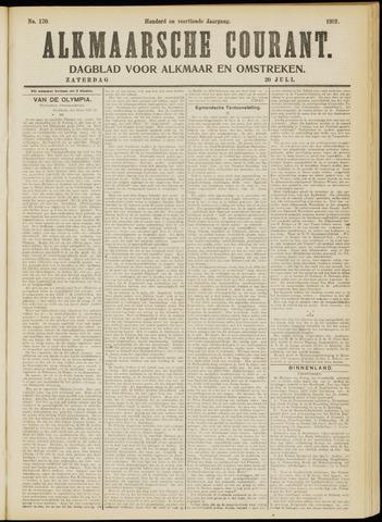 Alkmaarsche Courant 1912-07-20
