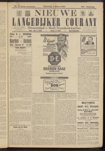 Nieuwe Langedijker Courant 1929-03-02