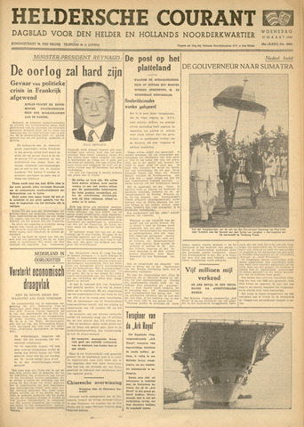 Heldersche Courant 1940-03-27