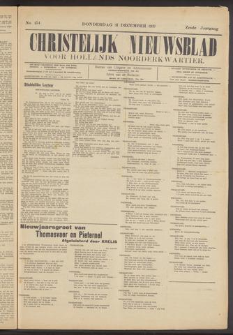 Nieuwe Langedijker Courant 1931-12-31
