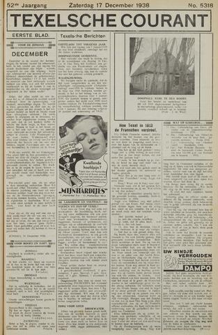Texelsche Courant 1938-12-17
