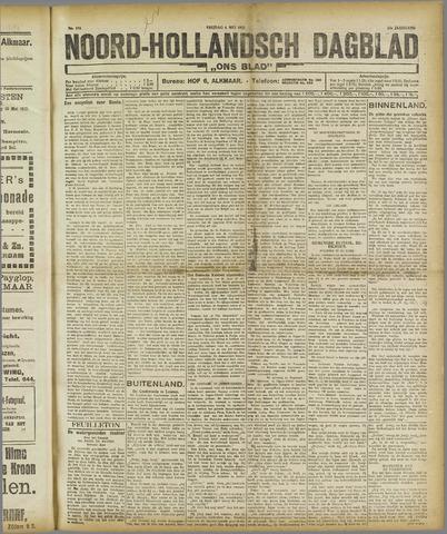 Ons Blad : katholiek nieuwsblad voor N-H 1921-05-06
