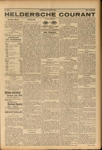Heldersche Courant 1924-03-25