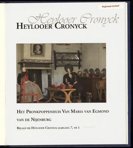 Heylooer Cronyck 2013-08-15