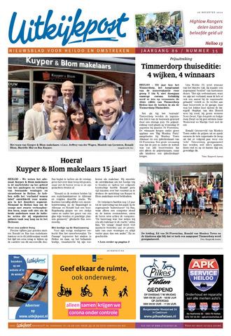 Uitkijkpost : nieuwsblad voor Heiloo e.o. 2020-08-26