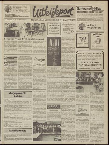Uitkijkpost : nieuwsblad voor Heiloo e.o. 1986-02-05