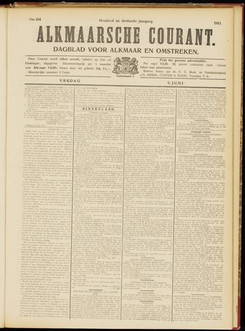 Alkmaarsche Courant 1911-06-09