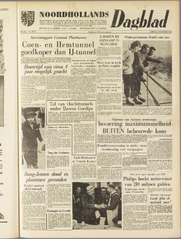 Noordhollands Dagblad : dagblad voor Alkmaar en omgeving 1959-11-27