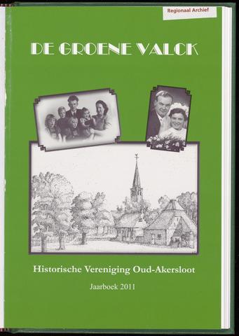De Groene Valck 2011-01-01