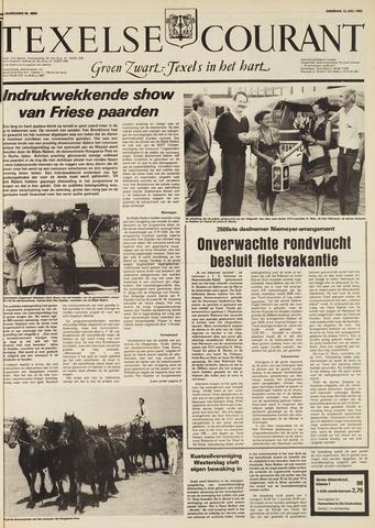 Texelsche Courant 1982-07-13