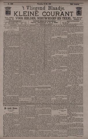 Vliegend blaadje : nieuws- en advertentiebode voor Den Helder 1896-05-27