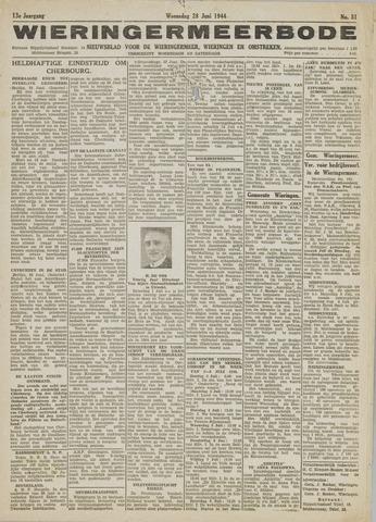 Wieringermeerbode 1944-06-28