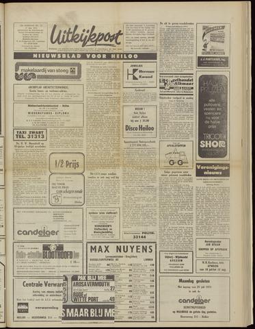 Uitkijkpost : nieuwsblad voor Heiloo e.o. 1974-07-17