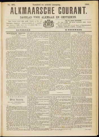 Alkmaarsche Courant 1906-12-15