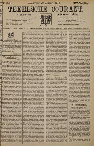 Texelsche Courant 1915-01-28