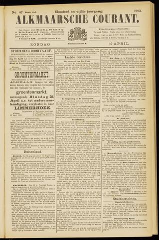 Alkmaarsche Courant 1903-04-19