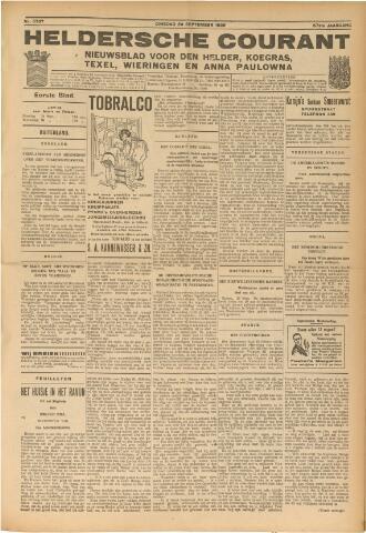 Heldersche Courant 1929-09-24