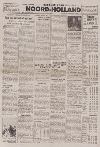 Dagblad Noord-Holland, Schager editie 1943-02-15