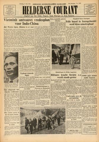 Heldersche Courant 1954-05-11