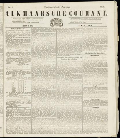 Alkmaarsche Courant 1872-01-07