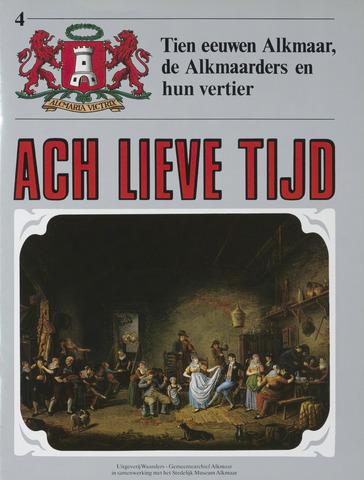 Ach Lieve Tijd Alkmaar 1987-12-01