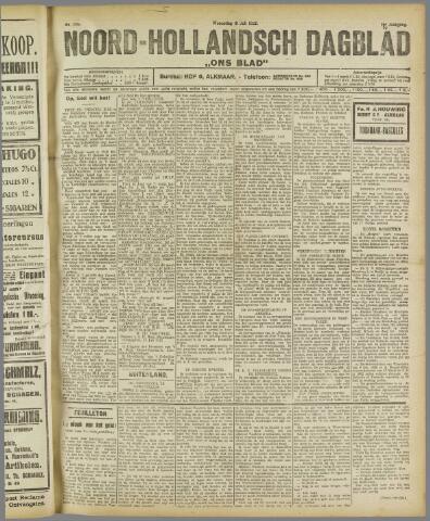 Ons Blad : katholiek nieuwsblad voor N-H 1922-07-19
