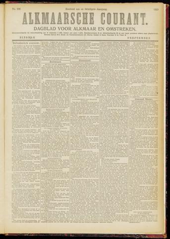 Alkmaarsche Courant 1919-09-02