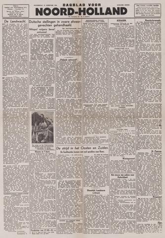 Dagblad Noord-Holland, Schager editie 1944-02-10